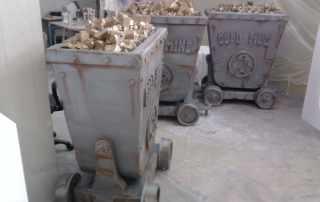Carrelli miniera