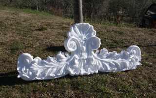 Fregio ornamentale in polistirolo