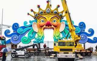 Ingresso Carnevale Viareggio