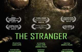 Locandina the stranger