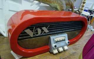 Mockup radio vintage