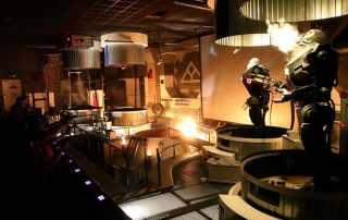 Movieland robot terminator