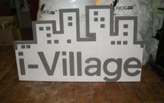 Insegna i-Village