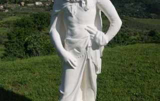 Replica scultura David di Donatello