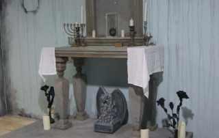 Riproduzione altare