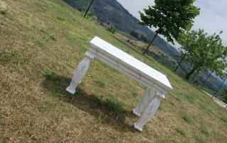 Tavolo finto marmo