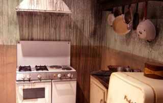 cucina horror