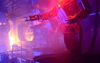 Terminator 2 movieland