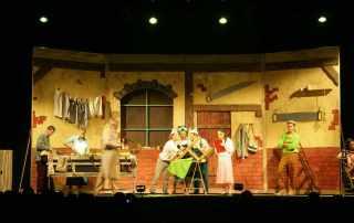 scenografia musical pinocchio