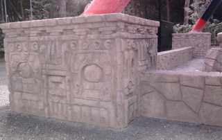 scenografia maya